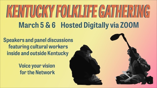 Kentucky Folklife Program at WKU to hold first virtual Kentucky Folklife Network Gathering