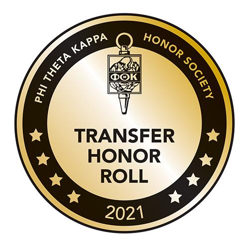 Phi Theta Kappa names WKU to 2021 Transfer Honor Roll