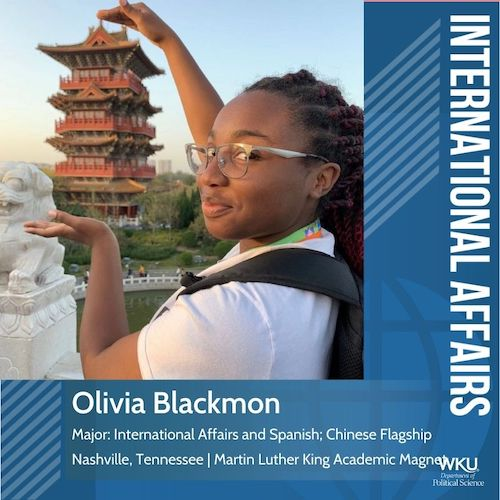 Flagship Student Spotlight: Olivia Blackmon