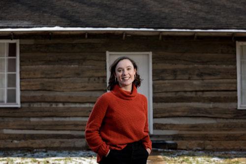 Dassler pursues graduate research in folk studies