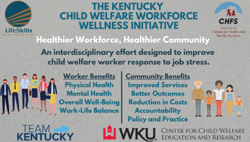WKU's Center for Child Welfare Education and Research Launches New Grant Funded Collaborative