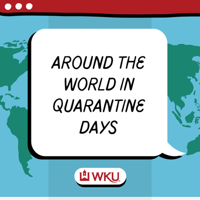 Global Learning Forum adds 'Around the World in Quarantine Days' podcast
