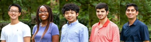 3 Gatton Academy Students Qualify for Prestigious International Fair