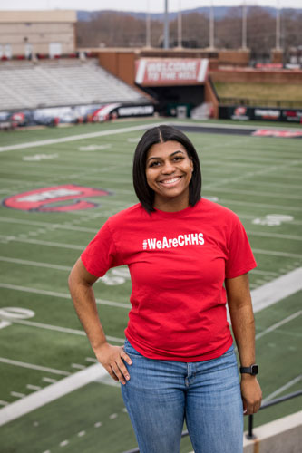 Exercise Science and Business Administration major reflects on WKU journey