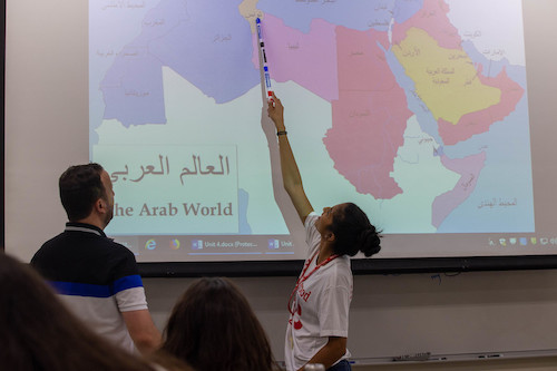 The Center for Gifted Studies Receives Qatar Foundation International Grant