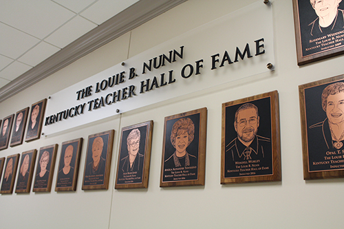 Nominations open for Kentucky Teacher Hall of Fame