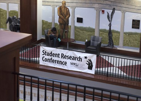 WKU's 51st Annual Student Research Conference April 9-10