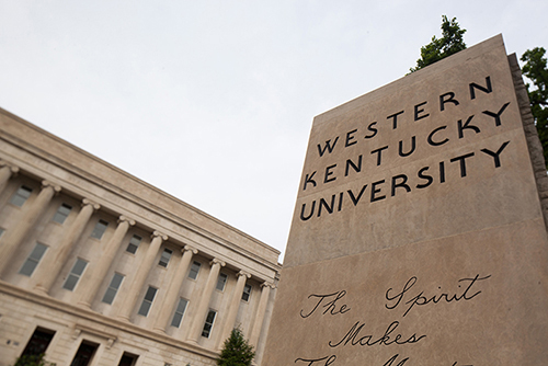 Attention WKU students: It's time to complete course evaluations