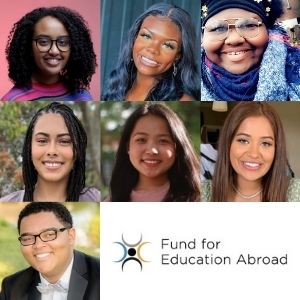 7 WKU students awarded Fund for Education Abroad scholarships