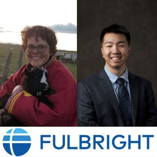 Two WKU Students Awarded Fulbright Grants in 2021-22 Competition