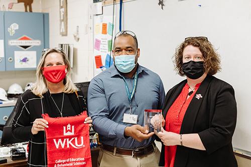 WKU announces winners of 2021 Distinguished Educator Awards