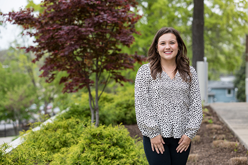Psychological Sciences graduate student selected for Minton Award