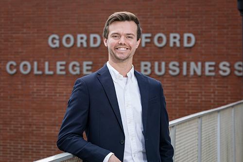 Finance major selected as Ogden Foundation Scholar for spring 2021