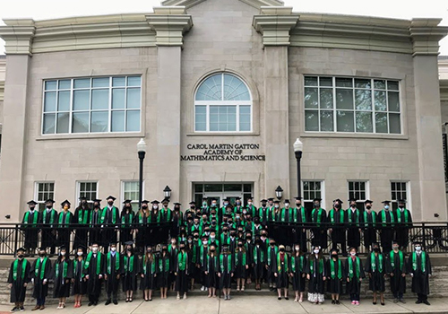 78 Graduates Honored as The Gatton Academy's Class of 2021