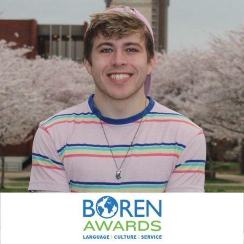 WKU Student Awarded Boren Scholarship
