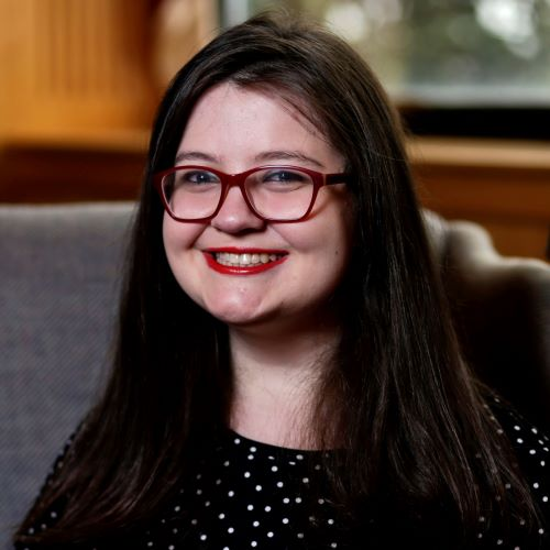 Alumna Adrianna Waters Receives Continuing Education Scholarship to Attend Columbia Publishing Course