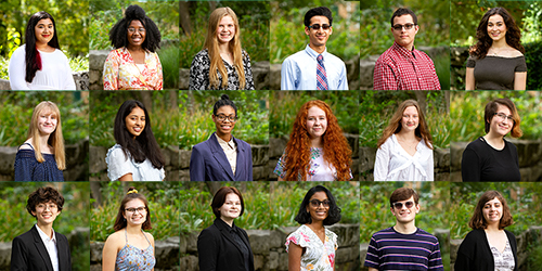 Record 18 Gatton Academy Students Awarded U.S. Department of State Language Scholarships