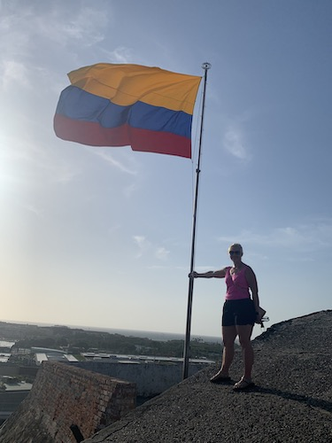 WKU education professor completes Fulbright project in Colombia