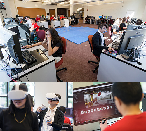 WKU students, faculty creating virtual world in XR Research Lab