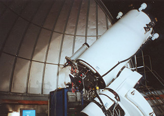 WKU receives NSF grant for new telescope at Bell Observatory