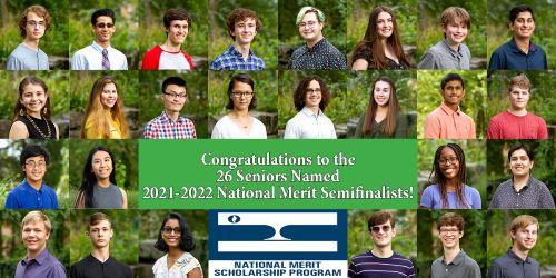 Gatton Academy Seniors Set New Record of National Merit Semifinalists