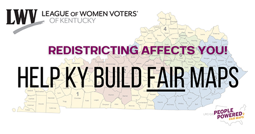 League of Women Voters to discuss state redistricting in Sept. 29 webinar