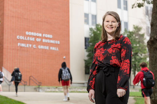 Marshall finds opportunities to grow through Gordon Ford College of Business