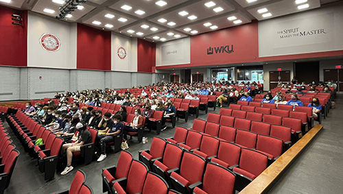 WKU hosts high school leadership conference