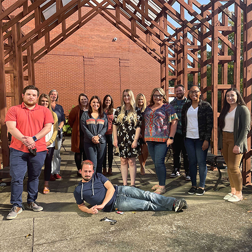 WKU Selects 2021-2022 Staff Leadership Institute Cohort