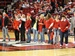 First DNP Class Introduced at WKU Men's Basketball Game