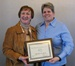 KRS Faculty Member Mary Cobb Receives KAHPERD Award
