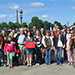 Group from the Center for Gifted Studies Travels to France