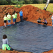 Bristow Elementary School Installs a Vernal Pond on their Campus