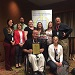 CHHS Social Work Honor Society wins National Chapter Service Award