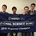 Gatton Academy Team Advances to 2016 National Science Bowl