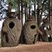 WKU welcomes creator of stickwork sculptures Patrick Dougherty in October 2018