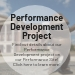 Performance Development Project