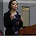 Gatton Academy student speaks at MLK Program