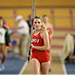 An artist and an athlete: WKU pole vaulter pursues degree in graphic design