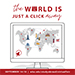 Fall 2020 Virtual Study Abroad Fair Sept. 14-18