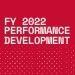 Performance Development FY 2022