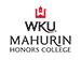 12 Mahurin Honors College Scholars Awarded MHC-SGA Diversity Scholarship