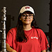 Vallejo-Garcia gains film experience and confidence through applied learning experiences