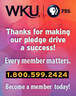 Thanks for making our pledge drive a success! Every member matters. 1-800-599-2424. Become a member today!
