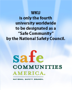 WKU is only the fourth university worldwide to be designated as a