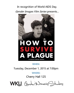 Gender and Womens' Studies Films at WKU
