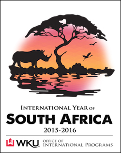 International Year of South Africa 2015-2016. WKU Office of International Programs.