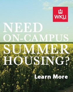Need on-campus summer housing? Learn more.