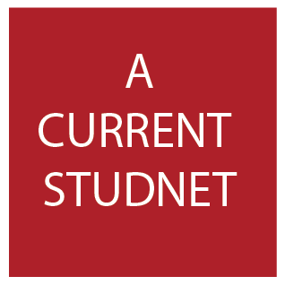 Button on homepage for current students