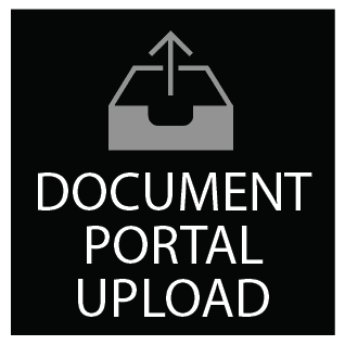 Document portal upload